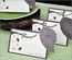 Leaf Plantable Seed Wedding Place Cards (set of 12)