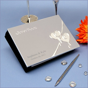 Lenox True Love Guest Book