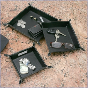 Men's Valet Tray Set