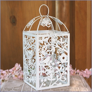 Metal Table Lantern