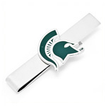 Michigan State Spartans Tie Bar