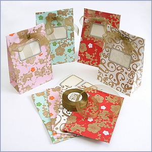 Midori Favor Bag Kit (Pack of 12)