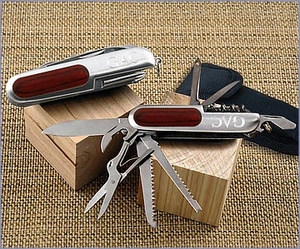 Mongram Multi-Function Pocket Knife
