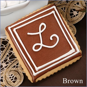 Personalize Bridal Shower Cookies