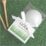 Personalized A Leisurely Game of Love Golf Ball Tape Measure Favors
