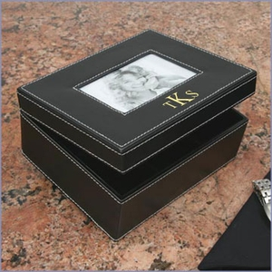 Accessories Box with Photo Insert
