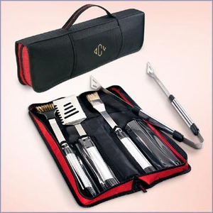Personalized Barbeque Kit