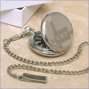 Personalized Classic Pocket Watch