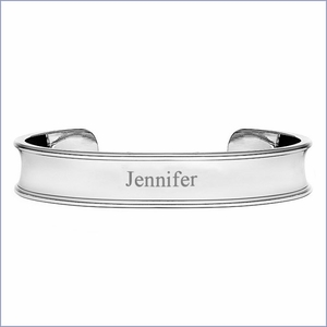 Personalized Cuff Bracelets for Women