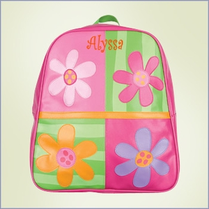 Personalized Flower Girl Backpack
