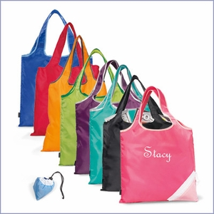 Personalized Foldaway Reusable Bag