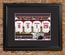 Personalized Framed MLB Clubhouse Wall Print