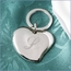 Personalized Free-Form Heart Keychain