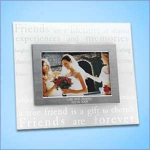 Personalized Friends Frame