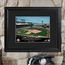 Personalized MLB Stadium Print with Wood Frame