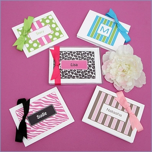 Personalized Note Cards (Set of 10)