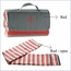 Personalized Picnic Travel  Blanket