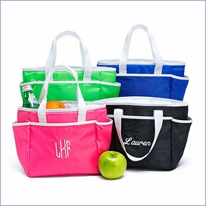 Personalized Sofia Cooler Tote