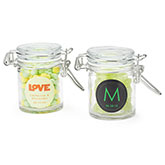 Personalized Themed Candy Jars Favors