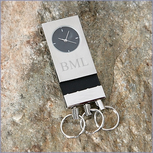 Personalized Watch Keyring