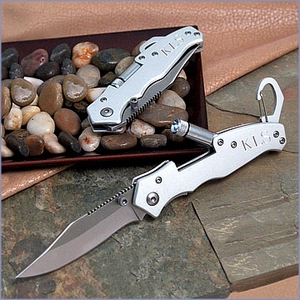 Pocket Knife with Light