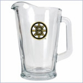 Primary Logo 60oz Glass Pitcher