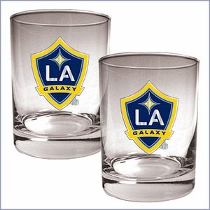 Primary MLS Team Logo Rocks Glass Set