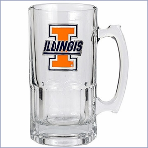 Primary NCAA Logo 1 Liter Macho Mug