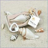 Sea Shell Bottle Opener Favor