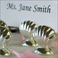 Sea Shell Placecard Holder - Set of 12