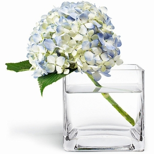 Square Vase Wedding Table Centerpiece