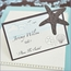 Starfish Plantable Seed Wedding Place Cards (set of 12)