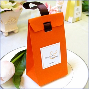 The Ribbon Handle Bag Favor Kit - Set of 20