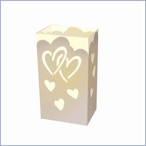 Wedding Luminaria Kit Collection - 48pcs