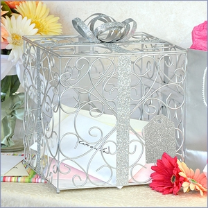 Wedding Reception Gift Card Holder