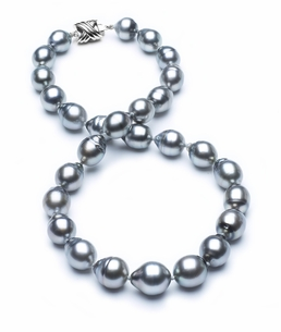 10mm-12mm-tahitian-pearl-necklace-baroque-south-sea-true-aaa-16inch-s3-cliabc-Grey Color-b19