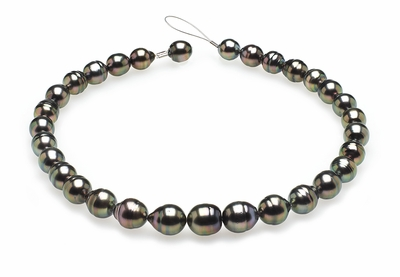 10mm-12mm-tahitian-pearl-necklace-baroque-south-sea-true-aaa-16inch-s5-clabc30-peacock-color-b267