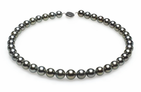 Tahitian Pearl Necklace Serial Number   10mmto11-6mm-tahitian-south-sea-pearl-necklace-true-aaa-16inch-s5-xr3097-b153