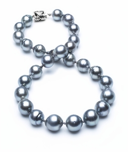 11mm-13mm-tahitian-pearl-necklace-baroque-south-sea-aa-16inch-s3-cliabc-Grey Color-b24