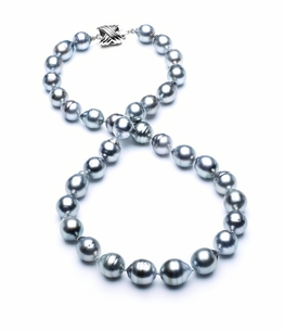 8mm-10mm-tahitian-pearl-necklace-baroque-south-sea-aa-16inch-s3-cliabc-Grey Color-b13