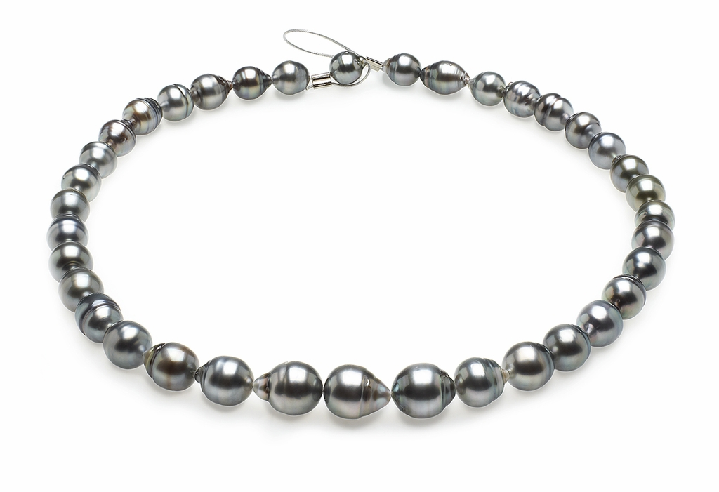 8mm-10mm-tahitian-pearl-necklace-baroque-south-sea-aaa-16inch-s5-clabc12-grey-color-b243
