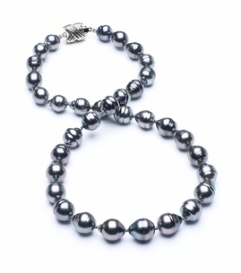 8mm-10mm-tahitian-pearl-necklace-baroque-south-sea-true-aaa-16inch-s3-cliabc-Dark Color-b2