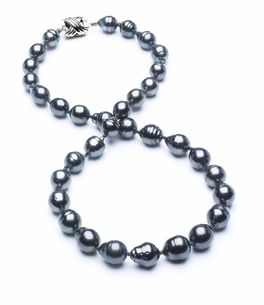 8mm-10mm-tahitian-pearl-necklace-baroque-south-sea-true-aaa-16inch-s3-cliabc-Dark Black-b5