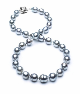8mm-10mm-tahitian-pearl-necklace-baroque-south-sea-true-aaa-16inch-s3-cliabc-Grey Color-b14