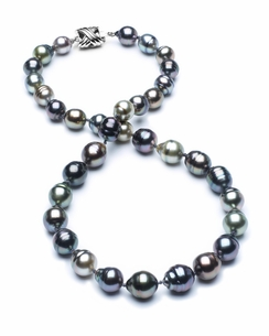 8mm-10mm-tahitian-pearl-necklace-baroque-south-sea-true-aaa-16inch-s3-cliabc-Multicolor-b38