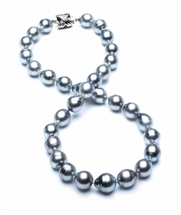 9mm-11mm-tahitian-pearl-necklace-baroque-south-sea-aa-16inch-s3-cliabc-Grey Color-b17