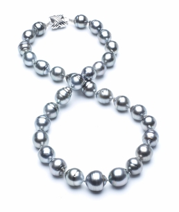 9mm-11mm-tahitian-pearl-necklace-baroque-south-sea-aa-16inch-s3-cliabc-Grey Color-b18