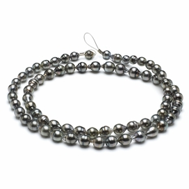 9mm-11mm-tahitian-pearl-necklace-baroque-south-sea-aaa-32inch-s5-clabc56-grey-color-b249