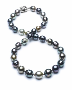9mm-11mm-tahitian-pearl-necklace-baroque-south-sea-true-aaa-16inch-s3-cliabc-multi-b39
