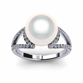 Eclipse Pearl South Sea Ring